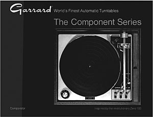 Garrard The Component Series