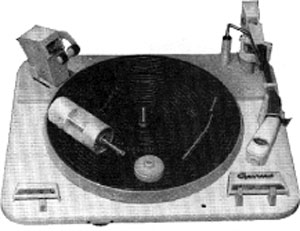 Garrard Type A Manual Fully Automatic Idler Drive
