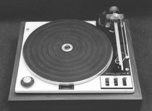Garrard Zero 100 Manual Automatic Record Changer