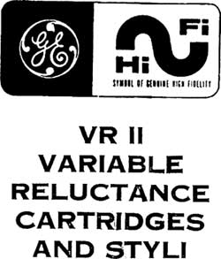 General Electric VR II