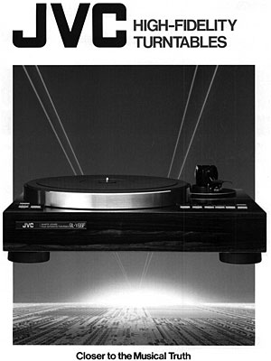 JVC High Fidelity Turntables