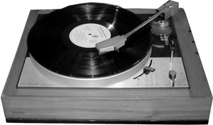 Vintage technics turntable review