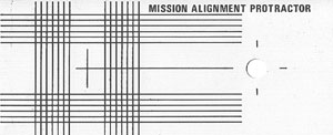Mission Alignment Protractor