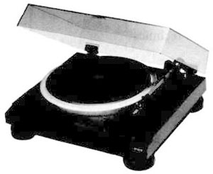 onkyo turntable. onkyo cp-1057f turntable c