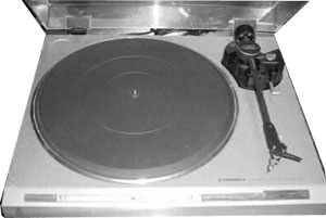 Pioneer Pl 7 Manual 2 Speed Direct Drive Turntable