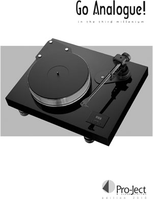 Pro-ject Go Analogue
