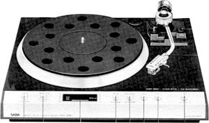 Saba Psp 250 Manual Direct Drive Record Player Vinyl
