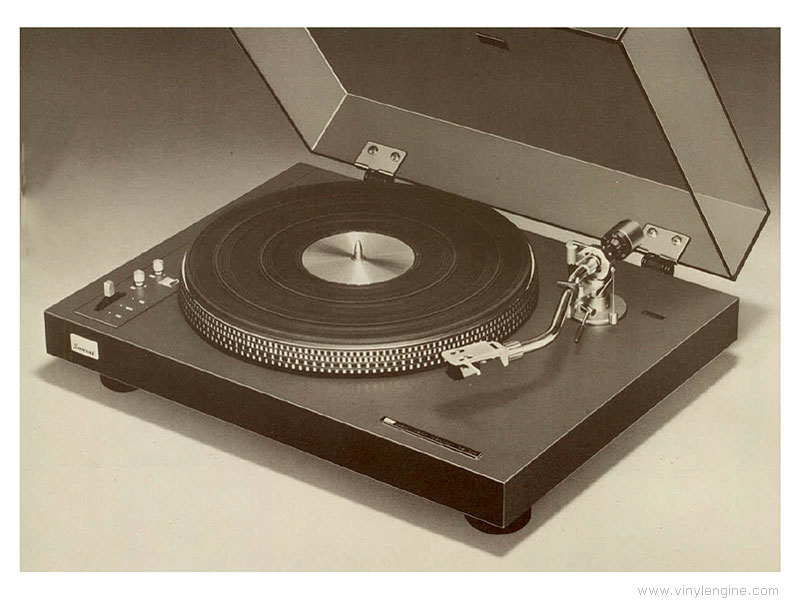 Sansui Sr 525 Manual 2 Speed Direct Drive Turntable