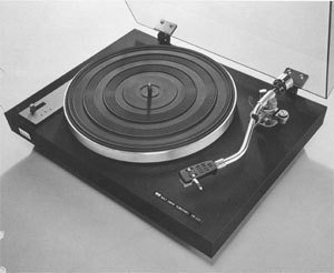 Sansui Sr 222 Manual 2 Speed Belt Drive Turntable