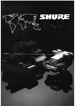 Shure 1985 Products