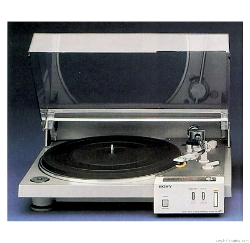 Sony ps 10f manual direct drive turntable vinyl engine for Roca 20 20f manual