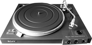 Sony Ps X5 Manual Automatic Stereo Turntable System