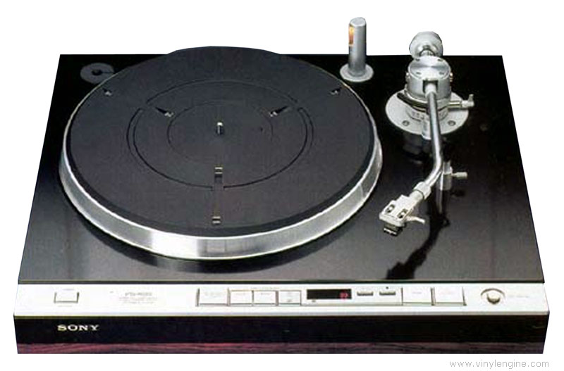 sony turntable. sony ps-x65 direct drive turntable t