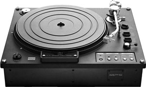 Sony Ps X9 Manual 2 Speed Direct Drive Turntable
