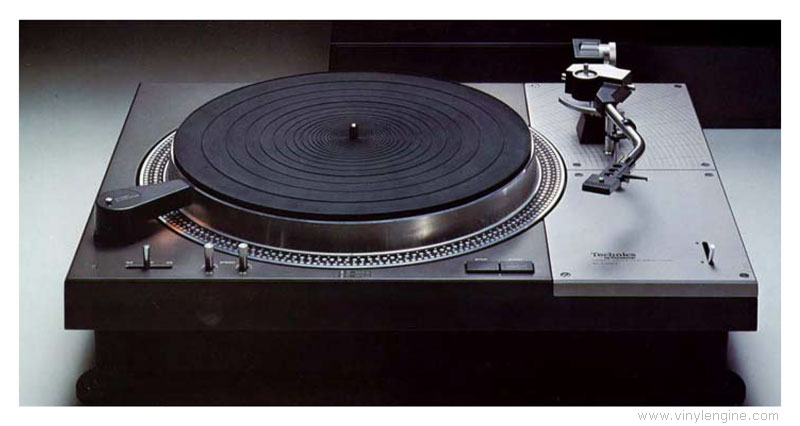 Technics sl 1100 manual direct drive turntable vinyl for Direct drive turntable motor