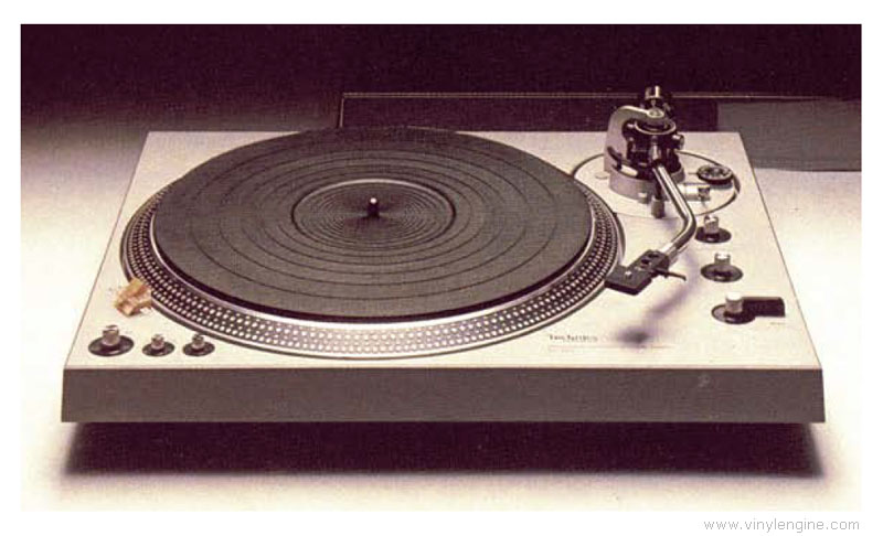 Technics Sl-1600 - Manual