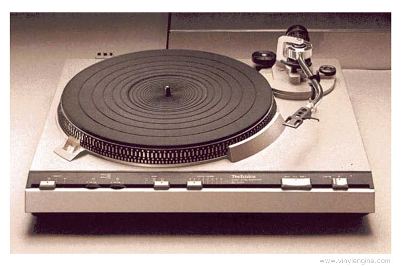 Technics sl 3300 manual fully automatic direct drive for Direct drive turntable motor