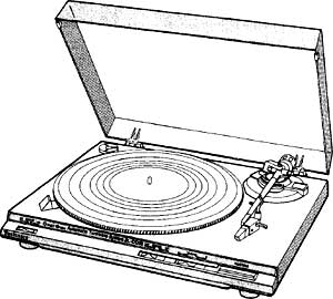 Technics SL-DD33 - Manual - Direct-Drive Automatic Turntable