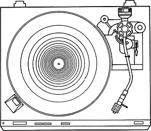 Technics SL-Q03 - Manual - Direct Drive Automatic Turntable