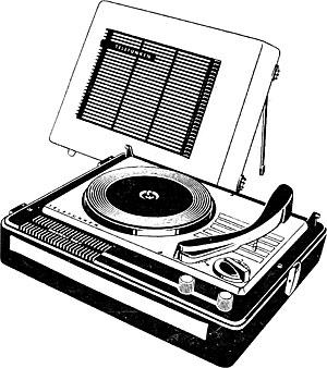 Telefunken Musikus 105 V
