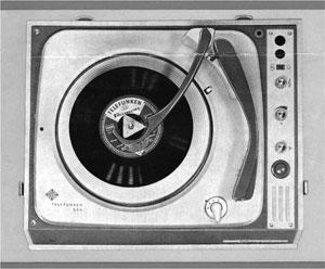 Telefunken Phono 504