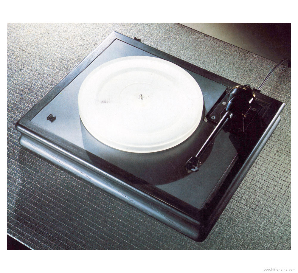 Voyd The Voyd Manual Belt Drive Turntable Vinyl Engine