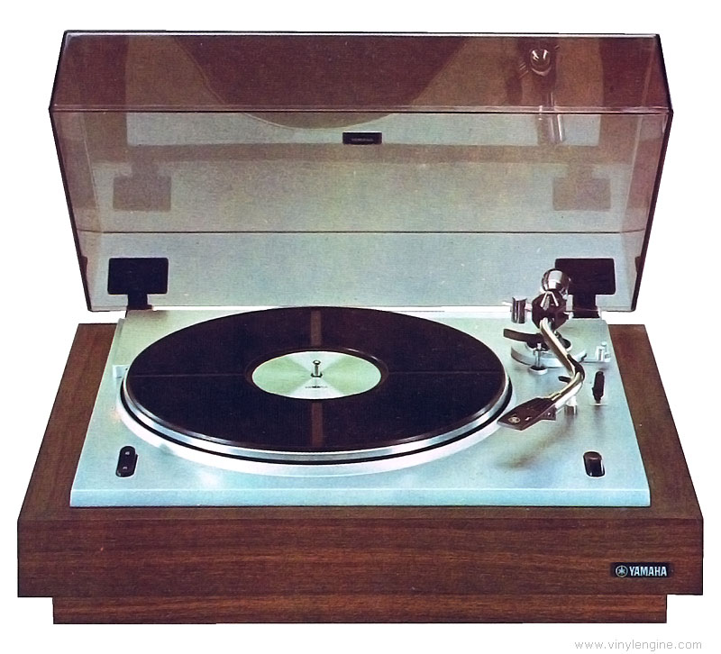 Yamaha Yp 701 Manual Auto Return Belt Drive Turntable
