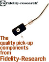 fidelity research quality pick-up components cover