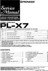 Pioneer PL-X7