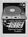 russco professional broadcast turntables cover