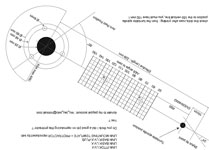 photo relating to Printable Protractor Pdf known as Totally free Cartridge Alignment Protractors - Vinyl Motor