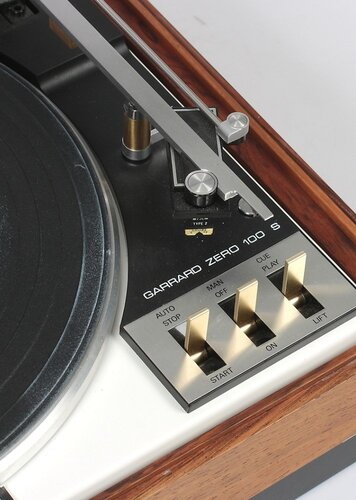 How does a Garrard Zero 100s compare to my Dual601- Vinyl Engine