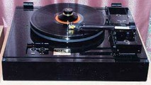 Audiomeca - J1 turntable with SL5 tonearm