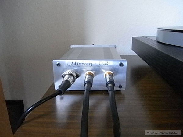 LINN Axis II / HELIUS Aureus II / LORICRAFT MissinkLink MC