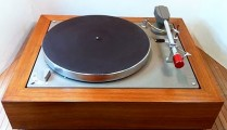 Pierre Clement H4 L6 turntable