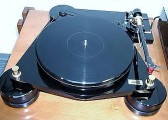 Audiomeca Romance turntable