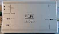 MUSICAL FIDELITY V-LPS II PHONO PREAMPLIFIER