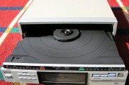 Sharp Optonica RP-117 Both Sides Play Turntable