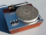HH Scott 710 A Stroboscopic Turntable