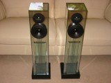 Waterfall Iguascu Glass Speakers