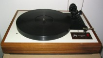 Sonographe with Premier FT3 and Ortofon MC25FL