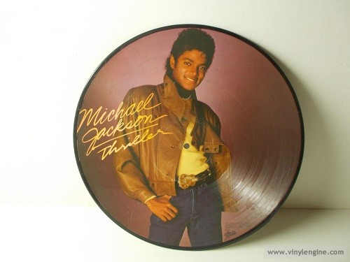 mj picture disc