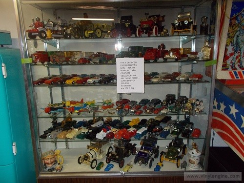complete toy car collection #1