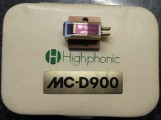 Highphonic MC-D900 bottomview