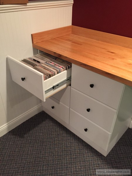 45 rpm drawers