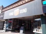 found sound entrance