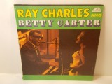 ray charles & betty carter lp