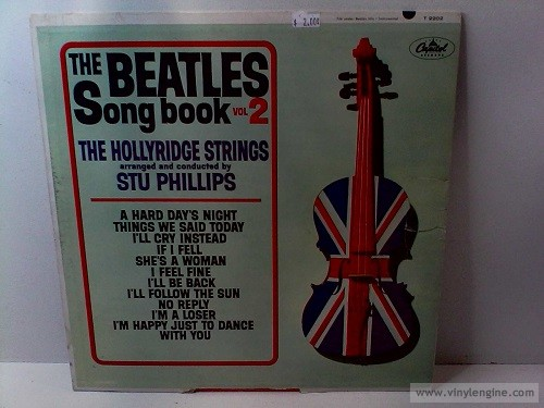 hollyridge strings lp