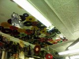 records on the ceiling #2