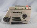 deluxe talkboy tape cassette player